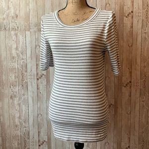 Kersh Striped Shirt